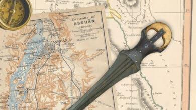 La enigmática daga del sacerdote Khema