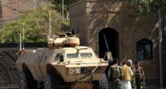 EEUU confirma su apoyo aéreo y antiterrorista al Gobierno de Afganistán