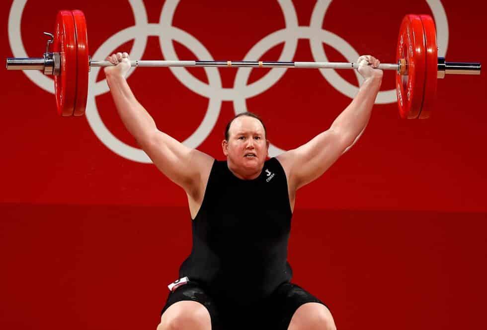 Laurel Hubbard, la primera mujer trans en participar en unos Juegos