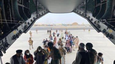 Despegan rumbo a Madrid los primeros 55 evacuados por España desde Afganistán