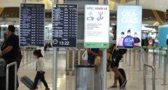 La llegada de turistas internacionales se hunde un 49,6% hasta junio y el gasto cae hasta los 5.765 millones