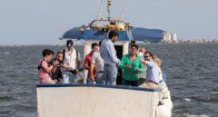 Espinosa de los Monteros (Vox) apuesta por legalizar los regadíos en el Mar Menor