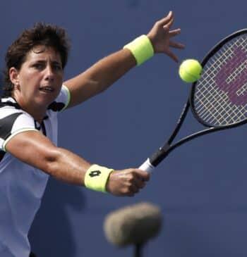 El último aplauso para Carla Suárez, una tenista de otro tiempo