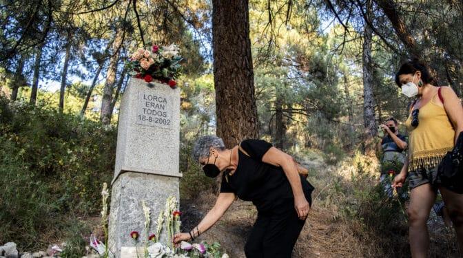El 'paseíllo' sin fin de Lorca: 85 años de un crimen sin cadáver