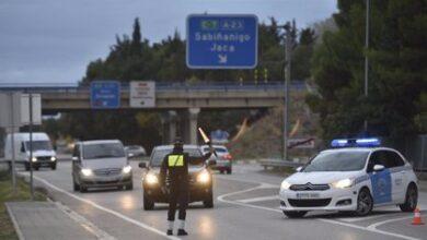 El Supremo autoriza el toque de queda en cuatro municipios de Huesca