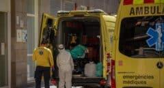 Herida muy grave una bebé de 16 meses al precipitarse accidentalmente desde un segundo piso