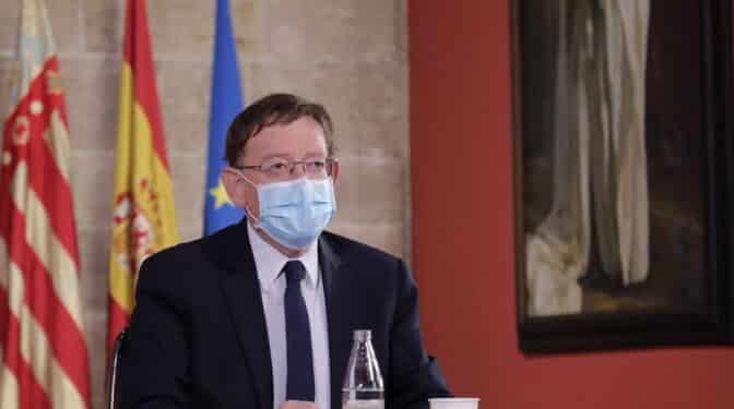 El impuesto a Madrid propuesto por Ximo Puig atrae al Gobierno, irrita a Ayuso y abre un nuevo debate territorial
