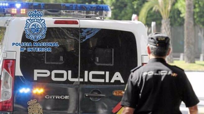 Policía Nacional en una imagen de archivo.