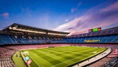Sanidad amplía el aforo en los estadios de fútbol al 60%