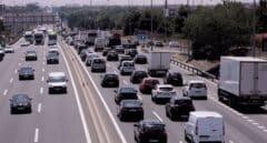 Primeras retenciones en carreteras españolas al inicio de la operación especial 15 de agosto