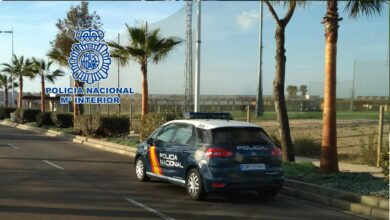 Detienen a tres menores acusados de apuñalar a otro durante un botellón en Almería