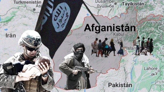 Juego de Tronos en el tablero afgano