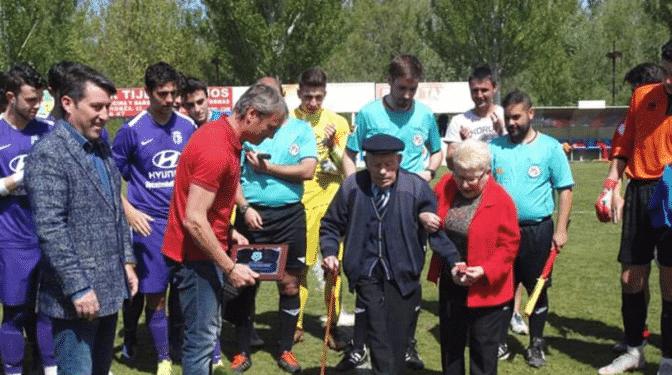 El hombre más longevo del mundo es de León