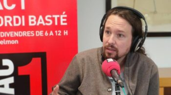 Pablo Iglesias, nuevo tertuliano de RAC1