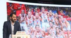 El equipo español de baloncesto femenino se despide de los JJ.OO.