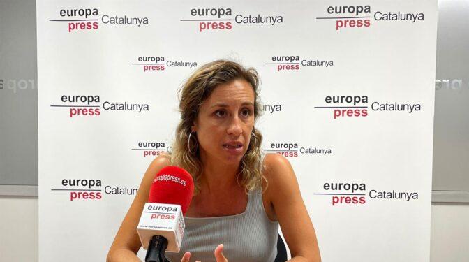 """La CUP defiende un referéndum unilateral cuando acabe la mesa de """"monólogo"""""""