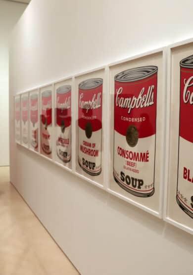 Andy Warhol, su legado en 10 imágenes