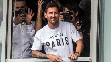 El PSG hace oficial el fichaje de Leo Messi