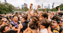Festival Lollapalooza 2021: con 203 casos Covid reportados aún no se considera un evento supercontagiador