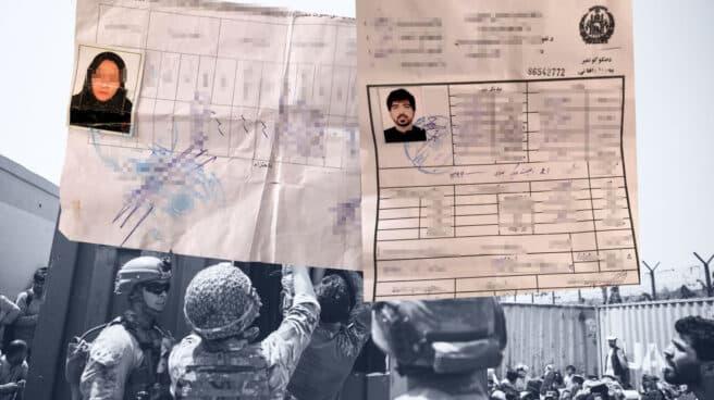 El afgano con salvoconducto español, víctima del atentado de Kabul, y su madre