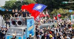 China inicia maniobras aéreas y navales con fuego real al sur de Taiwán