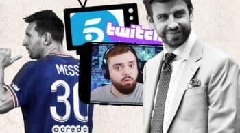 El laboratorio del doctor Piqué con Twitch, Ibai Llanos, Telecinco y Messi
