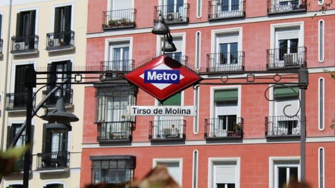 Metro Tirso de Molina