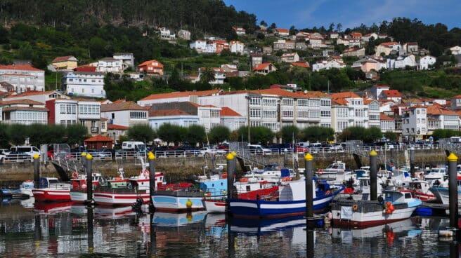 Puerto de Muros (La Coruña).