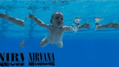 'Nevermind', la imagen de una sesión fotográfica de medio minuto que amenaza con sentar en el banquillo a Nirvana