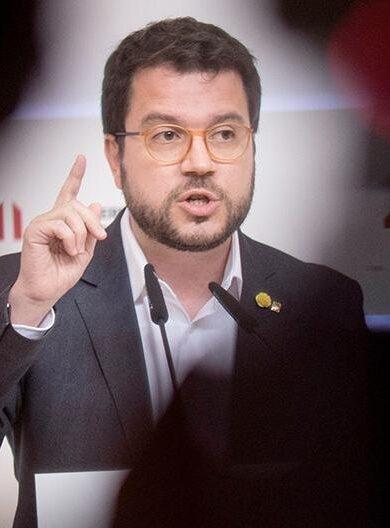 Pere Aragonès y la trampa del nuevo independentismo