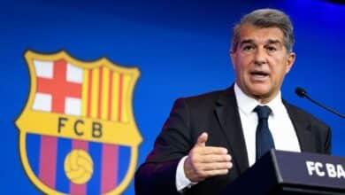 "Laporta, sobre la salida de Leo Messi: ""No podemos hipotecar medio siglo del Barcelona"""