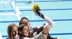 Tres platas y un bronce: lluvia de medallas para España en Tokio