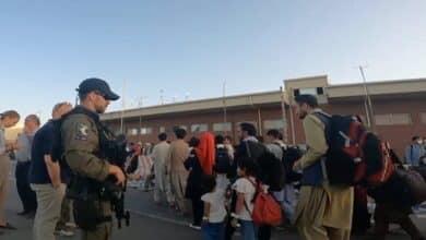 """Jupol pide reconocimiento oficial para los policías de Kabul por """"comprometer su vida en el clima más hostil"""""""