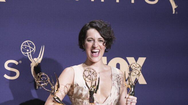 Phoebe Waller-Bridge en la 71º edición de los premios Emmy