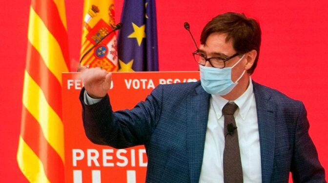 """Illa critica """"la actitud de ultimátum"""" del independentismo y pide """"expectativas realistas"""" en la mesa de diálogo"""