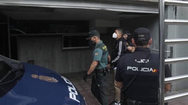 Uno de los acusados por el crimen de Samuel Luiz