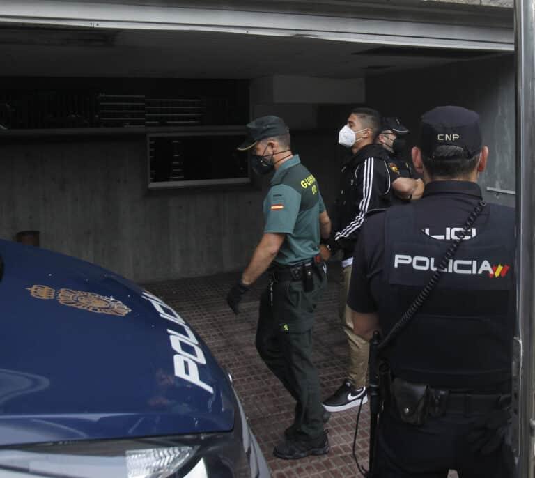 Prisión e internamiento para los detenidos por el crimen de Samuel