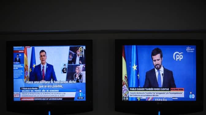 Sánchez prolonga el vacío a Casado y esquiva a la oposición en el conflicto afgano