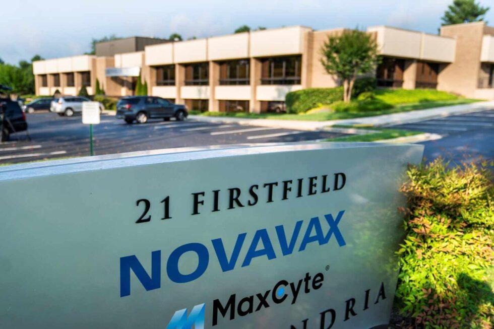 Sede de Novavax