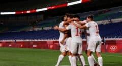 Un golazo de Asensio lanza a España a la final olímpica frente a Brasil