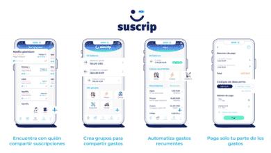 Suscrip, la app que revoluciona los pagos compartidos de la mano de Wayra X