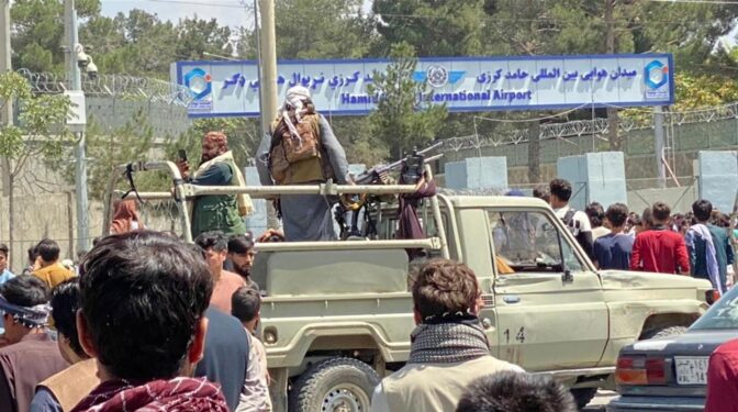 Los talibanes asesinan a un familiar de un periodista alemán en Afganistán