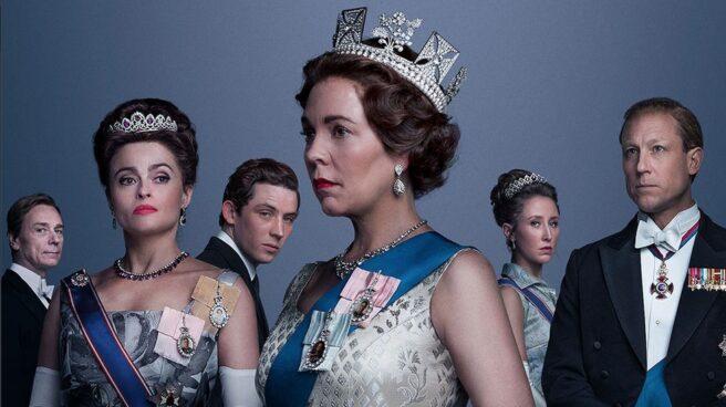 Imagen promocional de The Crown.