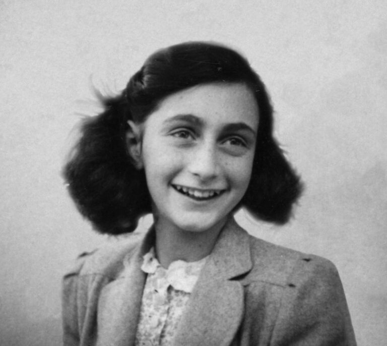Ana Frank, la niña a la que el nazismo le quitó el sueño de ser escritora