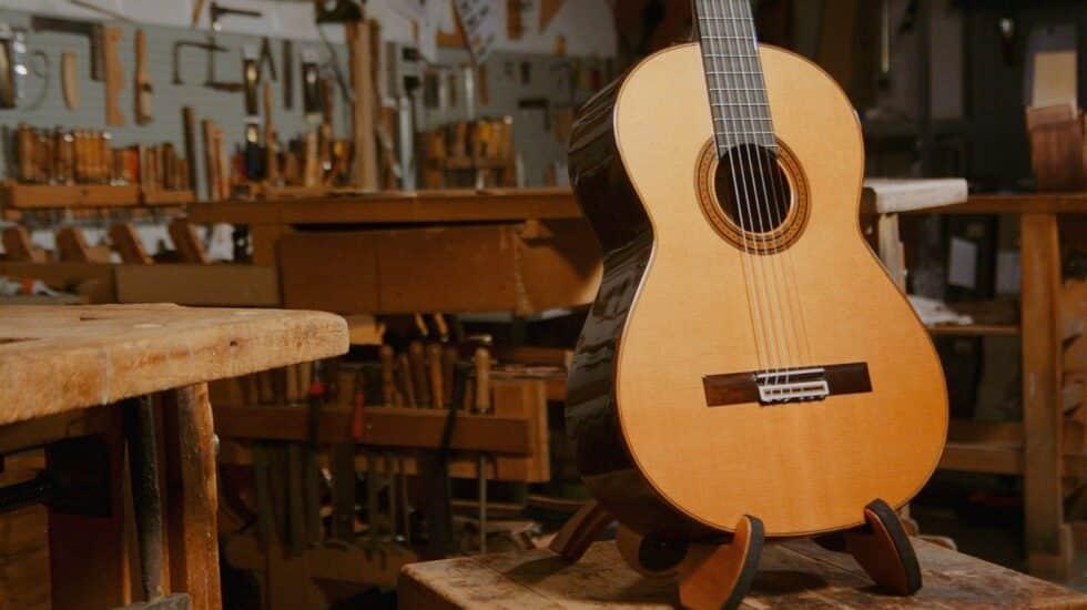Guitarras Ramírez. Acordes llenos de historia