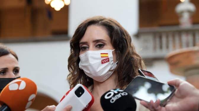 """El PP cierra filas: Ayuso mostrará su """"respaldo total"""" a Casado en Valencia"""