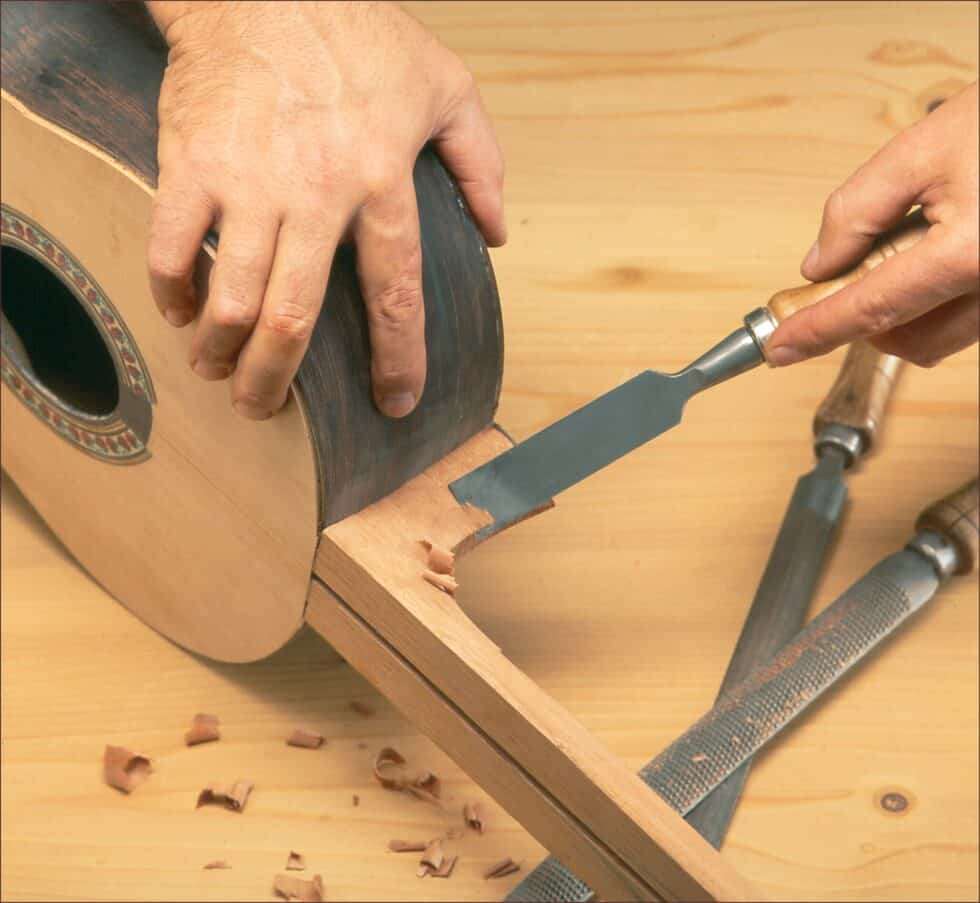 Uso de maderas de más de 50 años