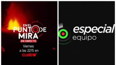 'Atresmedia' y 'Mediaset' compiten la noche del viernes con un programa en directo desde La Palma