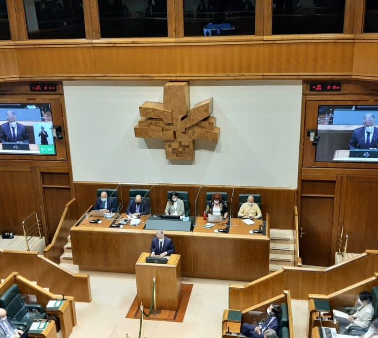 Urkullu llama a actualizar el estatuto con el modelo de relación con España previo a 1839