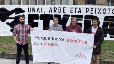 'Ego Non', la rebelión civil contra la indiferencia frente a ETA